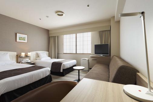 Akasaka Excel Hotel Tokyu - Tokyo - Bedroom