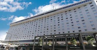โรงแรม อาคะซากะ เอ็กเซล โตกิว - โตเกียว - อาคาร