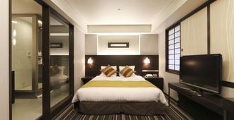 Akasaka Excel Hotel Tokyu - טוקיו - חדר שינה