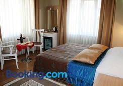 Khalkedon Hotel Istanbul - Istanbul - Phòng ngủ