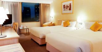 墨西哥城聖塔菲諾富特酒店 - 墨西哥城 - 墨西哥城 - 臥室