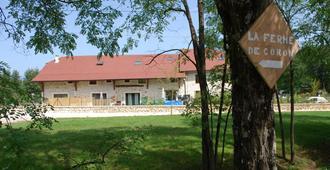 La ferme de Coron - Belley - Gebäude