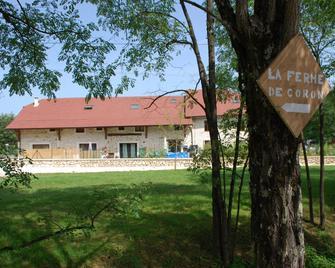 La ferme de Coron - Belley - Gebouw