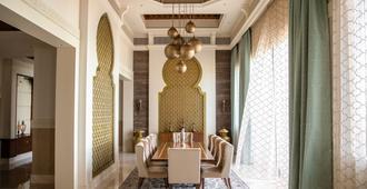 جميرا القصر - دبي - غرفة نوم