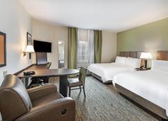 Candlewood Suites Hattiesburg - Hattiesburg - Bedroom