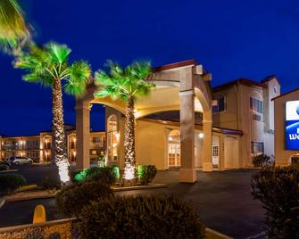 Best Western China Lake Inn - Ridgecrest - Gebouw