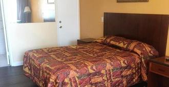 Passport Inn Pomona - Pomona - Makuuhuone