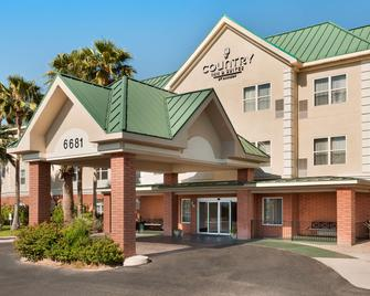 Country Inn & Suites by Radisson, Tucson Air, AZ - Tucson - Building