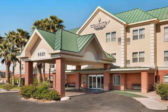 Country Inn & Suites by Radisson, Tucson Air, AZ - Tucson - Gebäude
