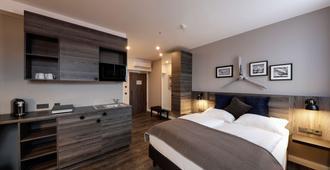 柏林安得爾斯霍夫機場酒店 - 柏林 - 柏林 - 臥室