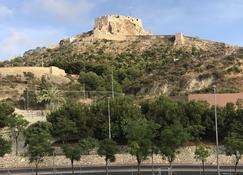 Castle apartment - Alicante - Buiten zicht