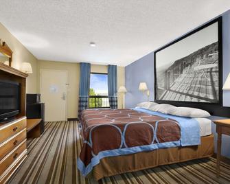 Super 8 by Wyndham Oxford - Oxford - Bedroom
