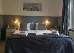 杜普伊斯酒店 - 赫爾河畔法肯堡 - 法爾肯堡 - 臥室
