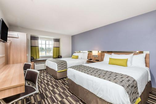 Microtel Inn & Suites by Wyndham Beaver Falls - Beaver Falls - Schlafzimmer