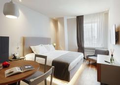 迪卡梅隆豪華設計飯店 - 敖德薩 - 臥室