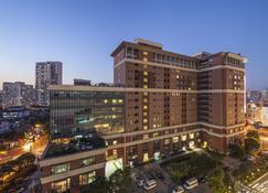 Green Court Residence City Center,Shanghai - Shangai - Edificio
