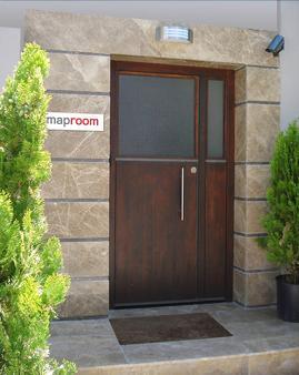 Maproom - Istanbul - Außenansicht