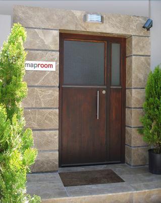Maproom - Istanbul - Näkymät ulkona