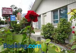 Admiral Motel - Christchurch - Outdoor view