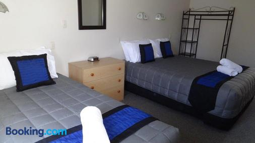 Admiral Motel - Christchurch - Bedroom