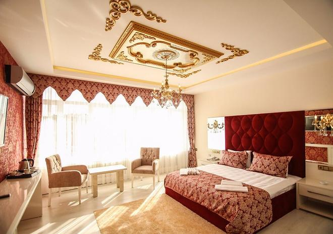 Star Otel Caycuma - Gökçebey - Bedroom