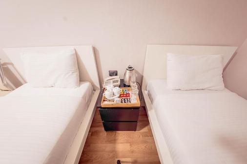 All Stars Hotel - Baku - Bedroom