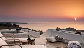 Santo Maris Oia Luxury Suites & Spa - Oia - Balcon