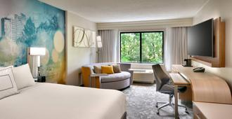 Courtyard by Marriott Charlotte Airport/Billy Graham Parkway - Σάρλοτ - Κρεβατοκάμαρα