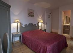 Hôtel L'astrolabe - Oloron-Sainte-Marie - Bedroom
