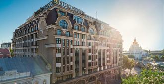 Intercontinental Kyiv - Kiova - Rakennus