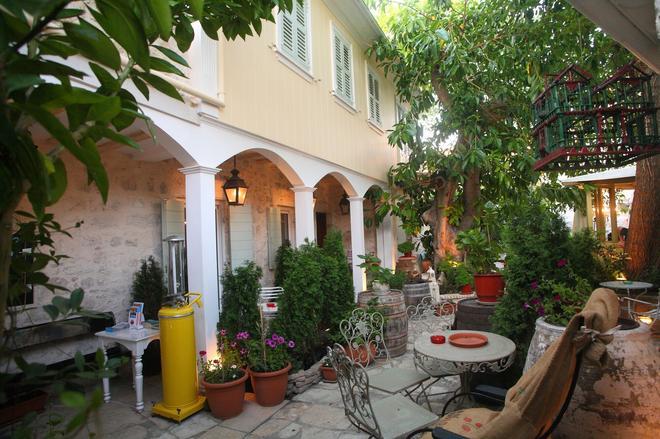 The Aigli Hotel Λευκάδα - Λευκάδα - Βεράντα