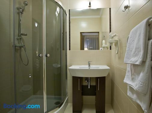 Hotel Czarny Potok - Zakopane - Bathroom