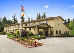 Super 8 by Wyndham Port Angeles at Olympic National Park - Port Angeles - Bina