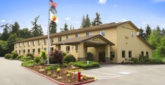 Super 8 by Wyndham Port Angeles at Olympic National Park - Port Angeles - Building