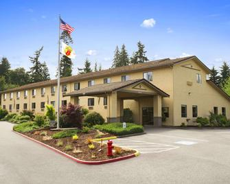 Super 8 by Wyndham Port Angeles at Olympic National Park - Port Angeles - Gebouw