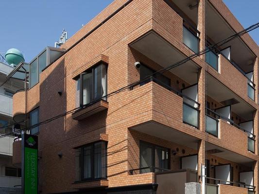 Flexstay Inn Shirogane - Tokio - Rakennus
