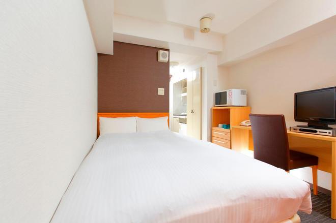 Flexstay Inn Shirogane - Tokio - Makuuhuone