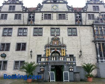 Hotel Alte Rathausschänke - Hannoversch Münden - Building