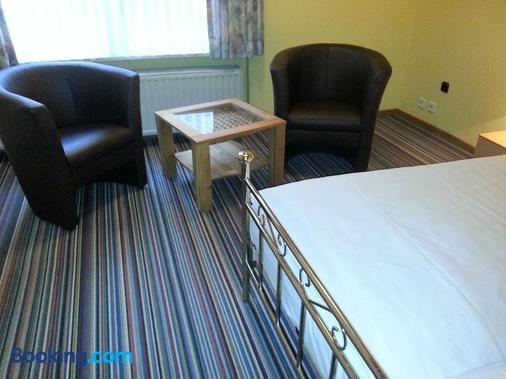 Hotel Alte Rathausschänke - Hannoversch Münden - Bedroom
