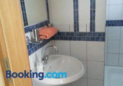 Hotel Alte Rathausschänke - Hannoversch Münden - Bathroom