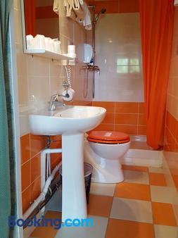 Relais Saint Michel - Villegusien-le-Lac - Bathroom
