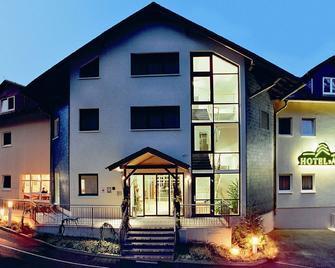 Hotel Am Wald - Elgersburg - Edificio