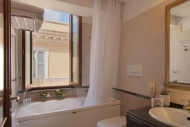 Atlante Garden Hotel - Rome - Bathroom