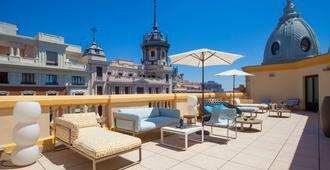 Sardinero Madrid - מדריד - מרפסת