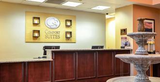 Comfort Suites Northlake - Charlotte - Front desk
