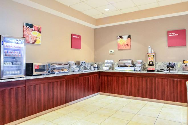 Comfort Suites Northlake - Charlotte - Buffet