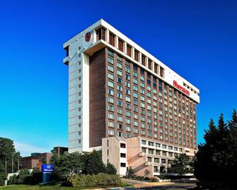 Sheraton Pentagon City Hotel - Arlington - Building
