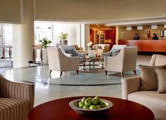 Marriott Executive Apartments Addis Ababa - Addis Ababa - Lobby