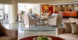 Marriott Executive Apartments Addis Ababa - Addis Abeba - Recepción