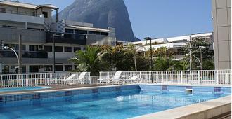 Tropical Barra Hotel - Ρίο ντε Τζανέιρο - Πισίνα